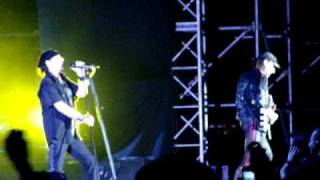 Scorpions 'Rock You Like a Hurricane' en Bogotá / Farewell Tour 2010