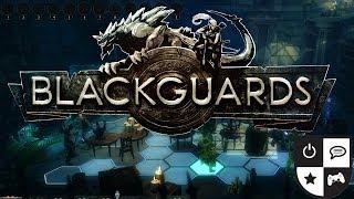 Blackguards Quick Review