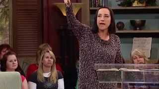 Christine Caine: God Needs Generations (James Robison / LIFE Today)