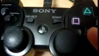 PS 3 подключение к монитору(Подключено к монитору через HDMI. Кабель HDMI - DVI. Я думаю воткнуть провод может каждый..., 2011-03-23T18:30:09.000Z)