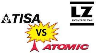 Tisa vs Atomic