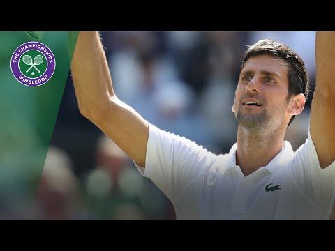Novak Djokovic vs Kei Nishikori QF Highlights | Wimbledon 2018