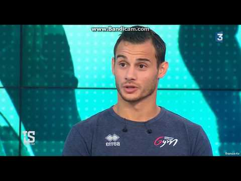 Tout le sport - Samir Ait Said & Internationaux de France - 17/09/2017