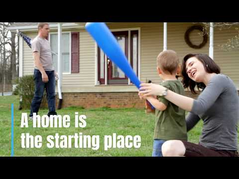 Home is the starting place