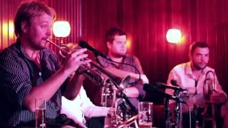 LaBrassBanda: Ofree / Peroni Pizza (Unplugged) - Funkhaus Europa Radiokonzert