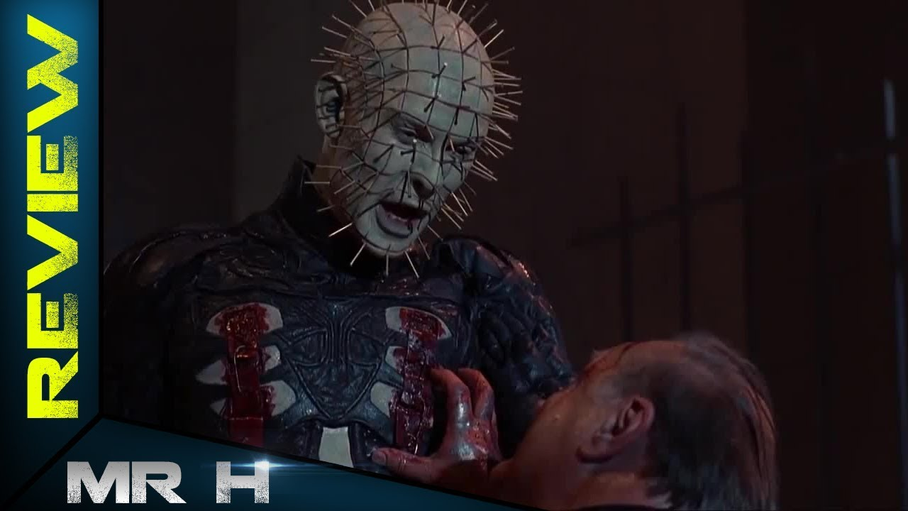Hellraiser III Hell On Earth REVIEW