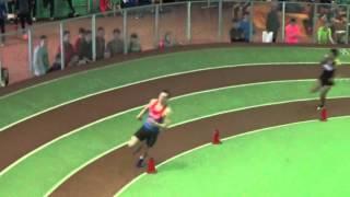 Сильнейший мужской забег на 600 метров