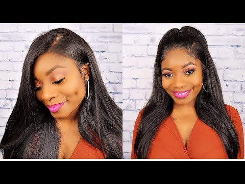Sensationnel What Lace ? Synthetic Swiss Lace - MORGAN Wig Review