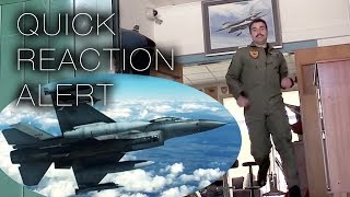 NATO Quick Reaction Alert – Portuguese Air Force Scramble Fighter Jets