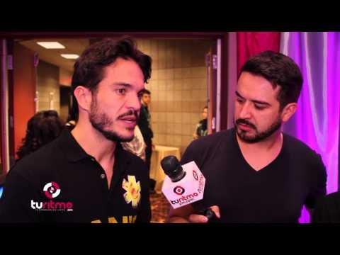 Kuno Becker & Aurora Papile hablan sobre su pelicula  Panic 5 Bravo a Tu Ritmo