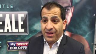 PRINCE NASEEM, MAYWEATHER, JOSHUA! -ESPINOZA ON ANTHONY JOSHUA SIGNING MULTI FIGHT DEAL W/ SHOW TIME