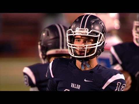 Dylan McCaffrey - Valor Christian Quarterback - Highlights - Sports Stars of Tomorrow