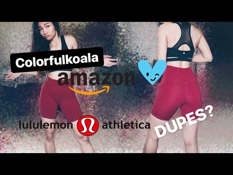lululemon-align-shorts-|-colorfulkoala-shorts-try-on-&-review-|-watch-before-you-buy