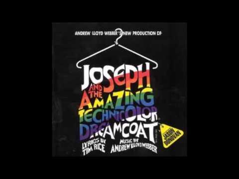 Joseph and the amazing technicolor dreamcoat - Any dream will do (with lyrics)