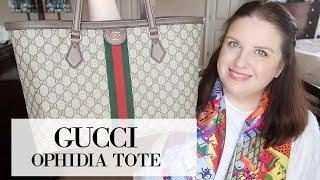 New! Medium Gucci Ophidia Tote !!!