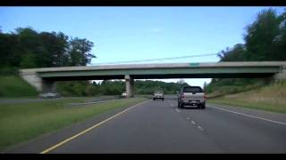 Prince William Parkway, Woodbridge to Manassas, Northern Virginia