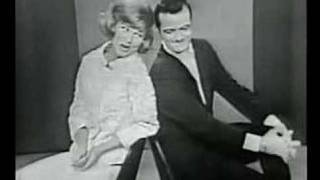 PHYLLIS McGUIRE & ROBERT GOULET:  Darn It Baby, That