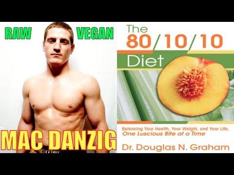 FRUITARIAN UFC/MMA FIGHTER MAC DANZIG ON THE 80/10/10 DIET