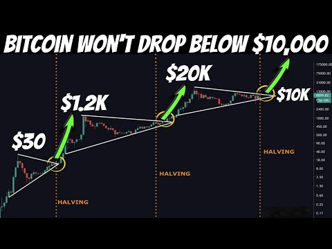 DO NOT WAIT! BUY Bitcoin Now! It's likely won't drop below $10,000 Again (Here is Why)