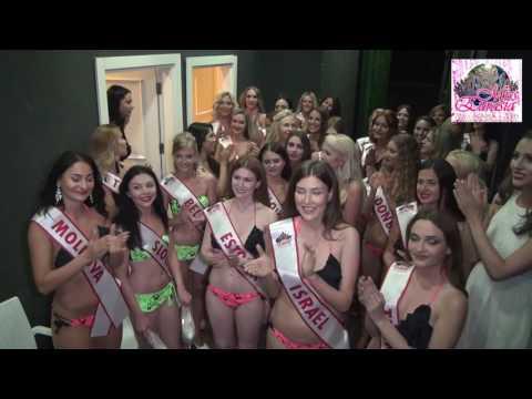 MISS EURASIA-2016: Top 15