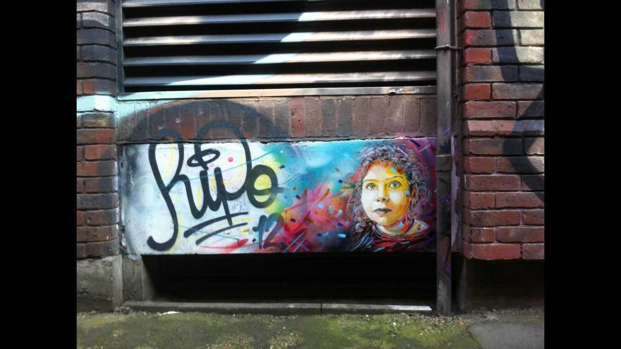 London Shoreditch Street Art Walk Youtube