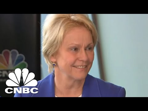 Occidental Petroleum CEO Vicki Hollub On Oil Production | CN