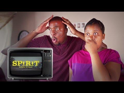 Kwesta - Spirit ft. Wale Music Video | OM Reaction