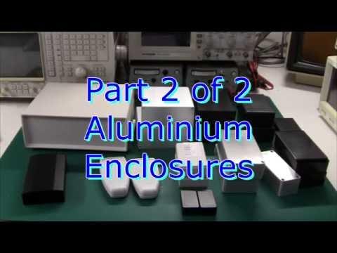 Review of aluminium enclosures from eBay
