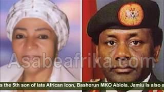 Abiola's son, Jamiu mocks Abacha over June 12