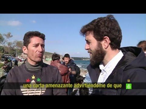 """Sharif, refugiado en Lesbos: """"Si me hubiera quedado mis hijos habrían muerto"""""""