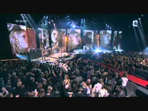 INDOCHINE: Victoire de la Musique 2011 2/2