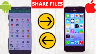How To Share Files Between iPhone & Android(Super Fast & Free) | Transfer files Fast! | Xender App screenshot 4