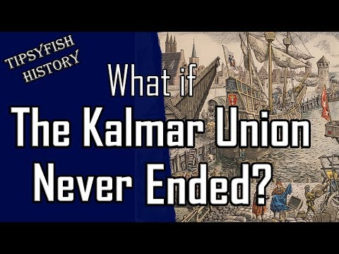 What if the Kalmar Union never ended?
