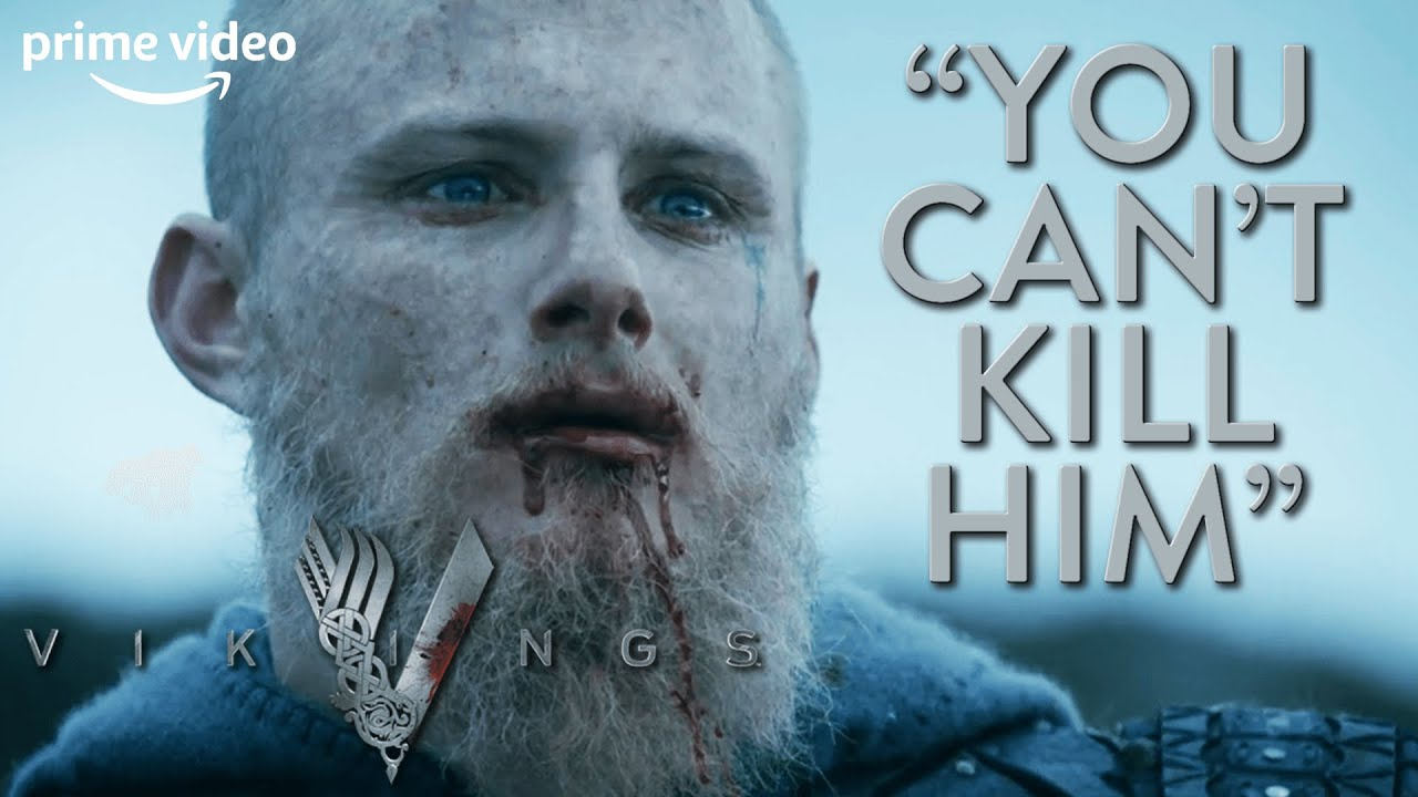 Download Bjorn Goes Into Battle One Last Time | Vikings | Prime Video