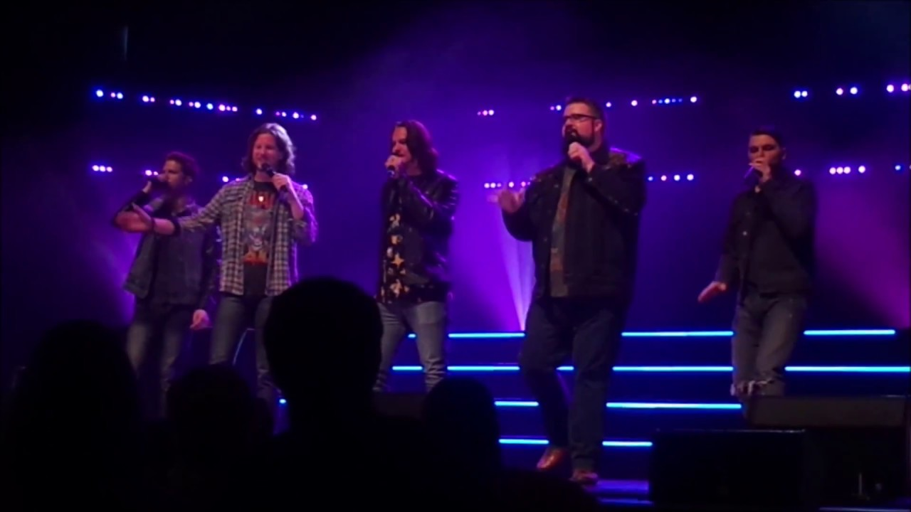 Home Free It Looks Good Timeless Cd Release Concert At Pantages