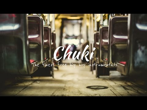 Real Chill Old School Hip Hop Instrumentals Rap Beat #23 | Chuki Hip Hop