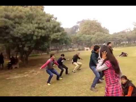 "Dil jaane jigar ""practice"" - Dynamic Society 2k14"