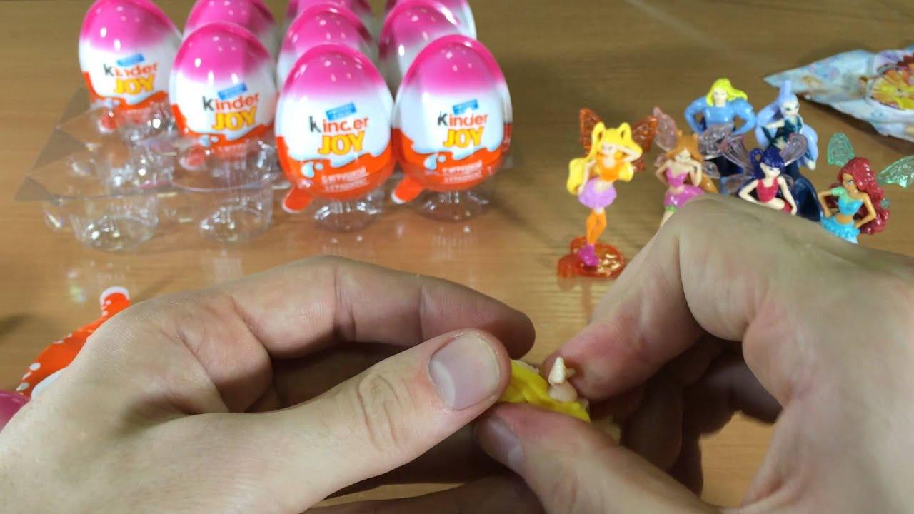 картинки игрушки из киндера сюрприза для девочек