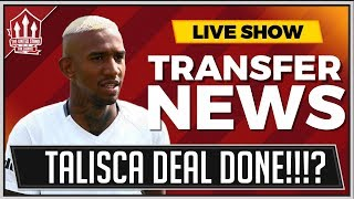 Done Deal? TALISICA To Manchester United Transfer Latest News!
