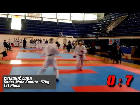 KK Omladinac - Montenegro State Championship 2014 (FULL HD)