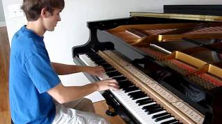 OneRepublic: All The Right Moves Piano Cover