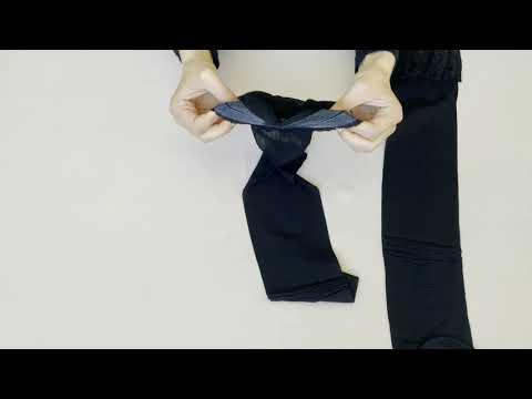 Prezentare ciorapi cu dunga si banda adeziva Conte Elegant Sense 20 den