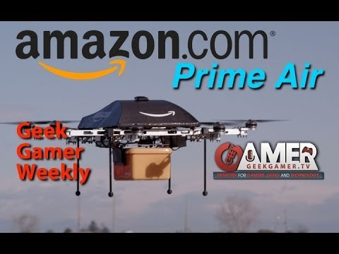 What is Amazon Prime Air?