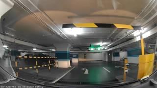 香港泊車好去處 - 太古城中心停車場 (入)