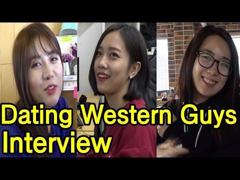 What Korean Girls Think Of Dating Western Guys [JKTV]