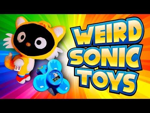 Weird Sonic Toys