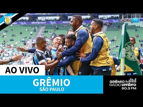 [AO VIVO] Grêmio x São Paulo (Brasileirão 2019)   GrêmioTV