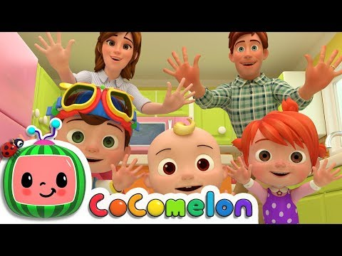Please and Thank You Song | CoComelon Nursery Rhymes \u0026 Kids Songs