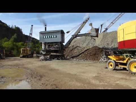 Threlkeld Quarry Steam Navvy