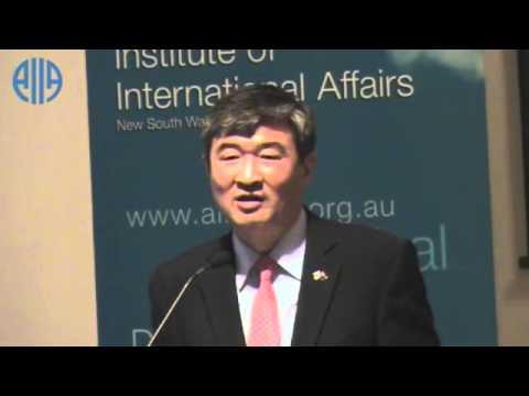 Recent Developments on the Korean peninsula and Australia Korea relations